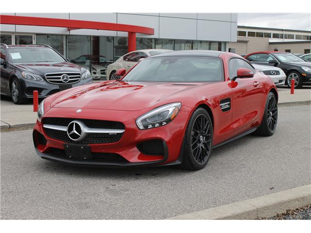 2017 Mercedes-Benz AMG GT Base (Stk: 23411) in Toronto - Image 2 of 27