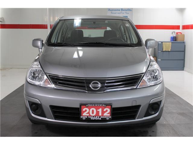 2012 Nissan Versa 1.8 S (Stk: 297925S) in Markham - Image 3 of 24