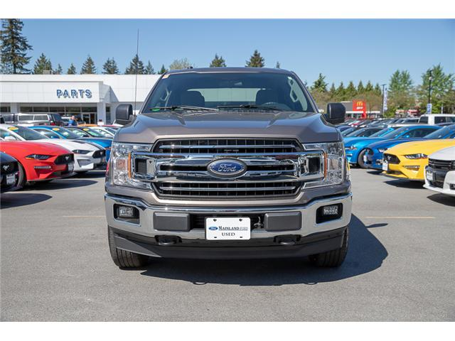 2018 Ford F-150 XLT (Stk: P1727) in Surrey - Image 2 of 30