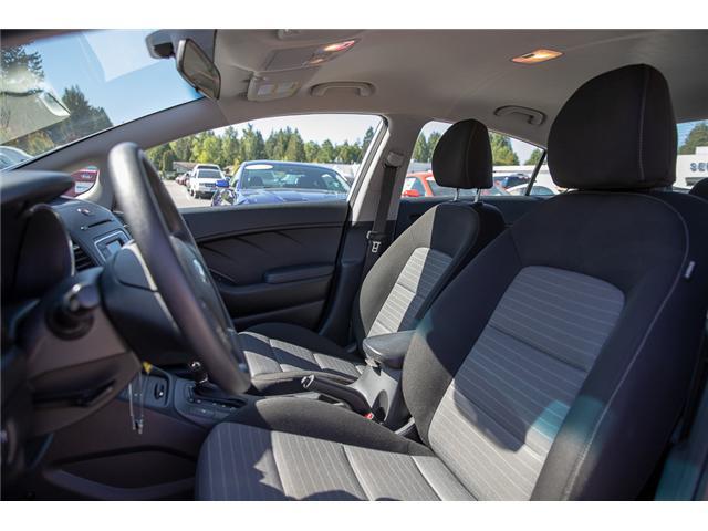 2016 Kia Forte 1.8L LX (Stk: P7656) in Vancouver - Image 11 of 28