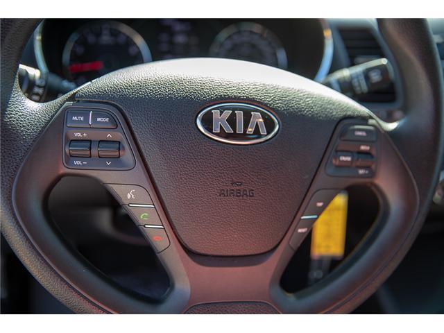 2016 Kia Forte 1.8L LX (Stk: P7656) in Vancouver - Image 22 of 28