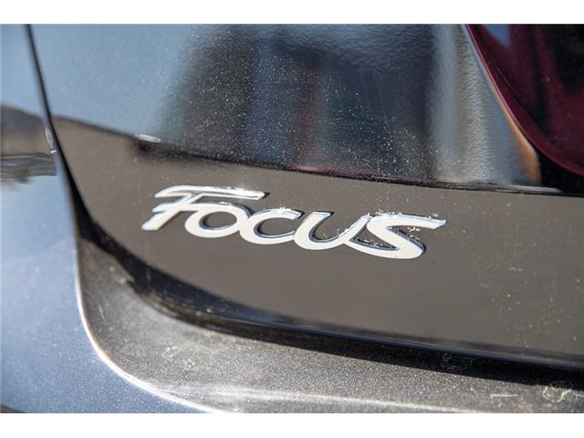 2016 Ford Focus Titanium (Stk: EE900590AA) in Surrey - Image 6 of 22
