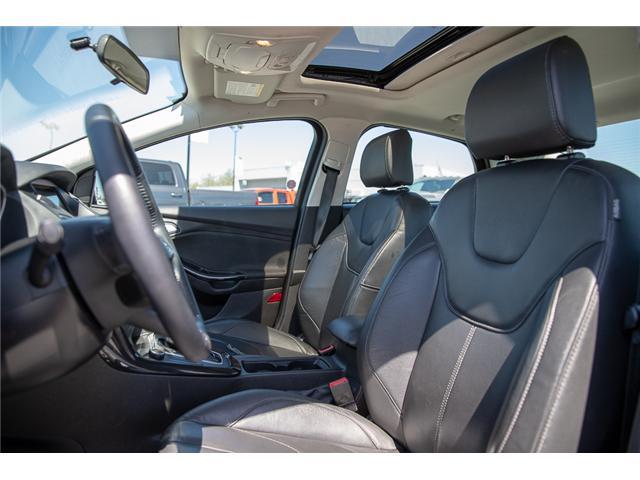 2016 Ford Focus Titanium (Stk: EE900590AA) in Surrey - Image 8 of 22