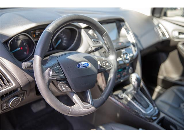 2016 Ford Focus Titanium (Stk: EE900590AA) in Surrey - Image 9 of 22
