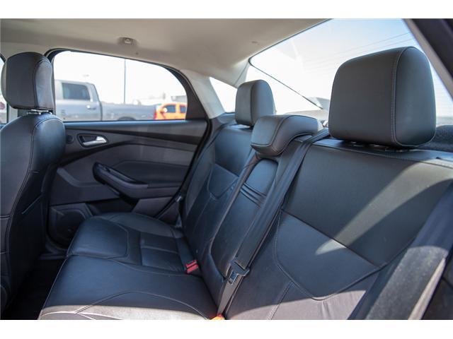 2016 Ford Focus Titanium (Stk: EE900590AA) in Surrey - Image 10 of 22