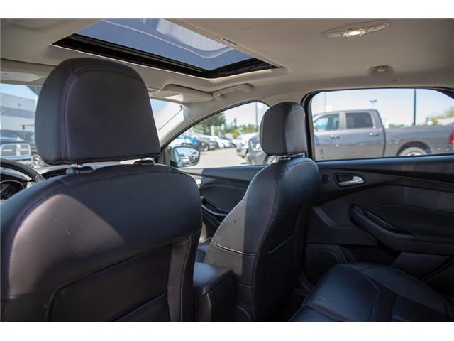 2016 Ford Focus Titanium (Stk: EE900590AA) in Surrey - Image 11 of 22