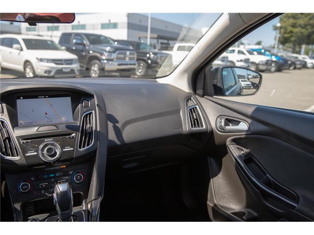 2016 Ford Focus Titanium (Stk: EE900590AA) in Surrey - Image 14 of 22