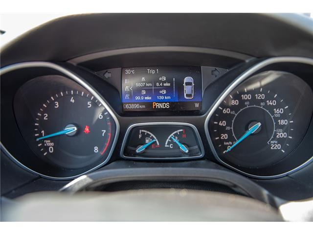 2016 Ford Focus Titanium (Stk: EE900590AA) in Surrey - Image 16 of 22