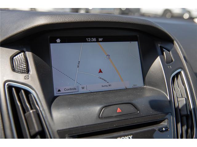 2016 Ford Focus Titanium (Stk: EE900590AA) in Surrey - Image 17 of 22