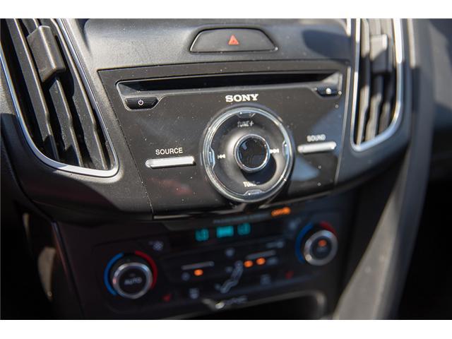 2016 Ford Focus Titanium (Stk: EE900590AA) in Surrey - Image 19 of 22