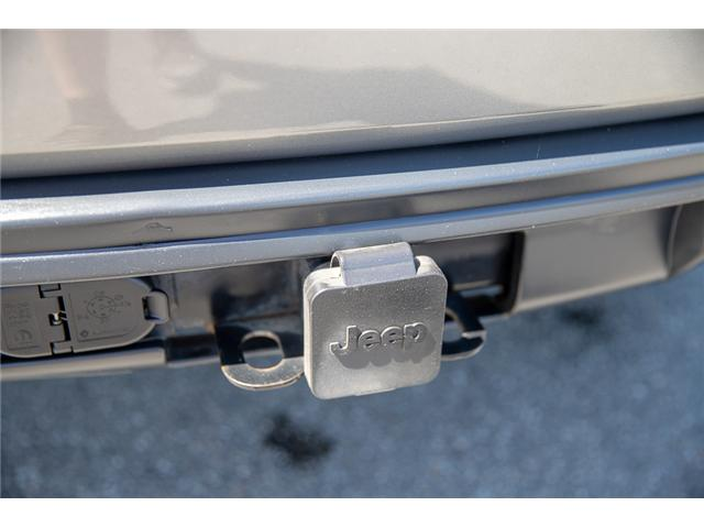 2013 Jeep Grand Cherokee 24P (Stk: K687604A) in Surrey - Image 7 of 27