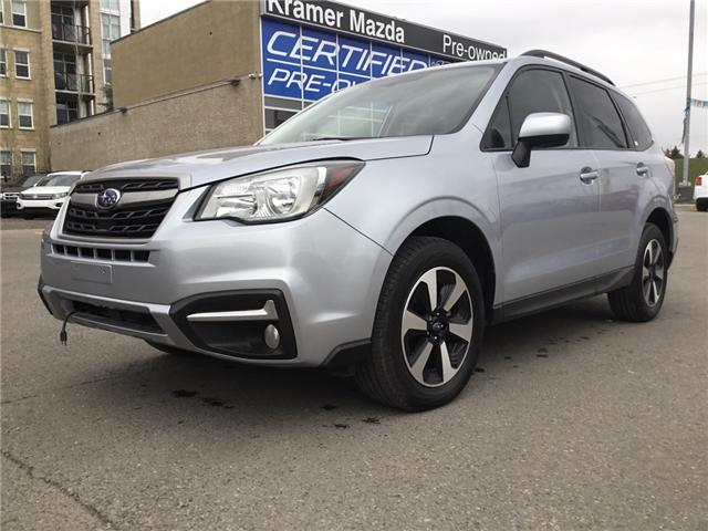 2017 Subaru Forester 2.5i Limited (Stk: K7867) in Calgary - Image 1 of 17