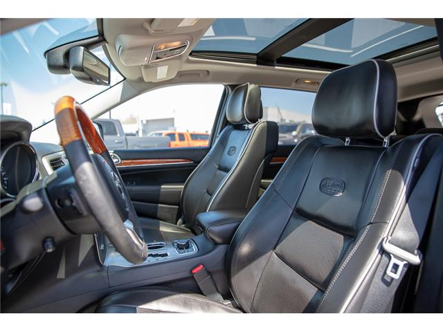 2013 Jeep Grand Cherokee 24P (Stk: K687604A) in Surrey - Image 10 of 27