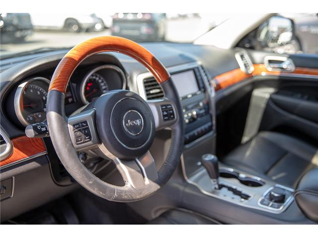 2013 Jeep Grand Cherokee 24P (Stk: K687604A) in Surrey - Image 11 of 27