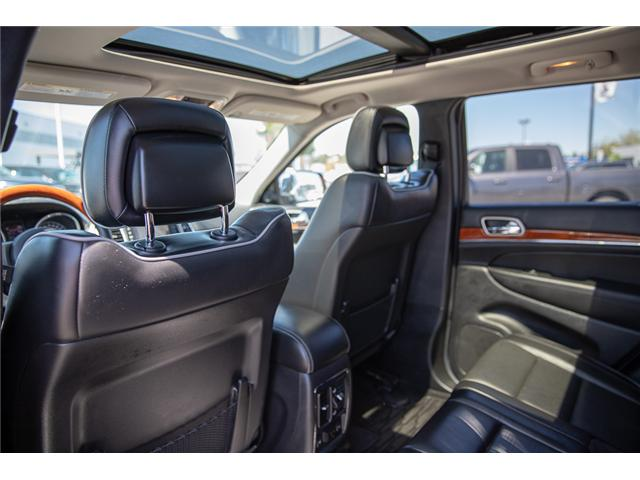 2013 Jeep Grand Cherokee 24P (Stk: K687604A) in Surrey - Image 12 of 27