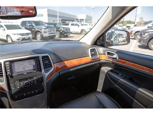 2013 Jeep Grand Cherokee 24P (Stk: K687604A) in Surrey - Image 15 of 27