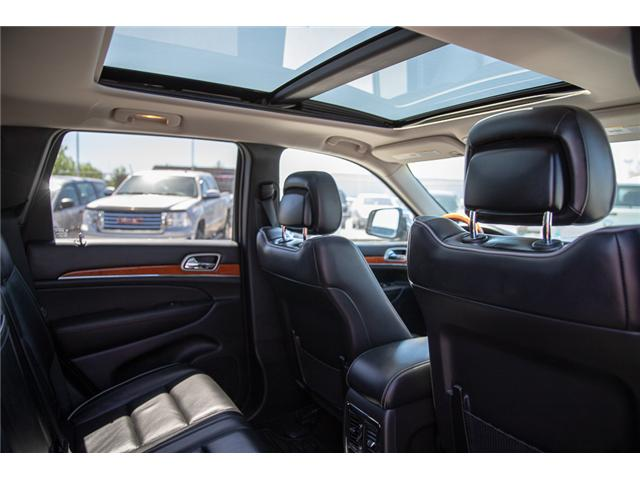 2013 Jeep Grand Cherokee 24P (Stk: K687604A) in Surrey - Image 16 of 27