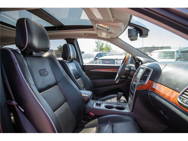 2013 Jeep Grand Cherokee 24P (Stk: K687604A) in Surrey - Image 18 of 27