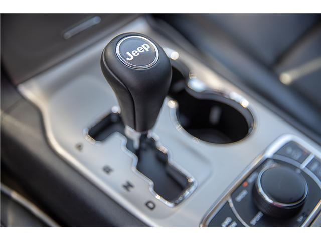 2013 Jeep Grand Cherokee 24P (Stk: K687604A) in Surrey - Image 25 of 27