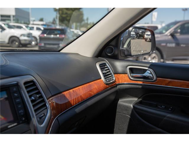 2013 Jeep Grand Cherokee 24P (Stk: K687604A) in Surrey - Image 26 of 27