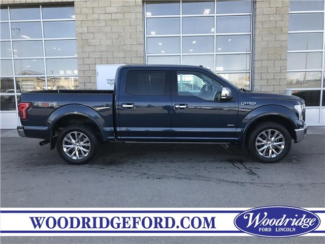 2016 Ford F-150 Lariat (Stk: K-1617A) in Calgary - Image 2 of 21