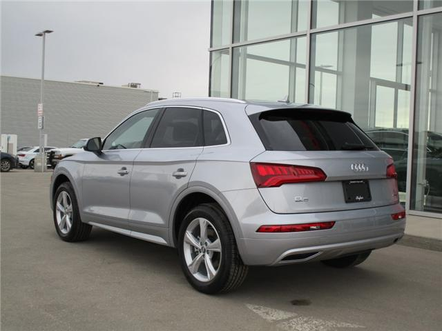 2019 Audi Q5 45 Progressiv (Stk: 190240) in Regina - Image 3 of 31