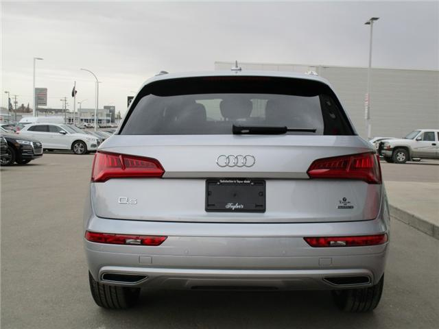2019 Audi Q5 45 Progressiv (Stk: 190240) in Regina - Image 4 of 31