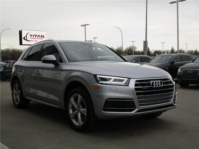 2019 Audi Q5 45 Progressiv (Stk: 190240) in Regina - Image 8 of 31