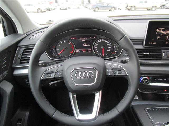 2019 Audi Q5 45 Progressiv (Stk: 190240) in Regina - Image 17 of 31