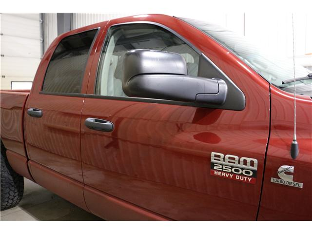 2008 Dodge Ram 2500 SLT (Stk: HT237A) in Rocky Mountain House - Image 4 of 26