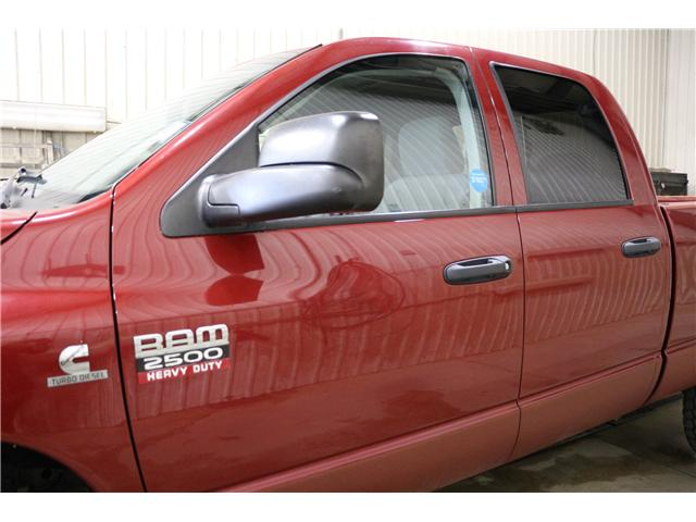 2008 Dodge Ram 2500 SLT (Stk: HT237A) in Rocky Mountain House - Image 5 of 26
