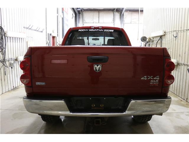 2008 Dodge Ram 2500 SLT (Stk: HT237A) in Rocky Mountain House - Image 8 of 26