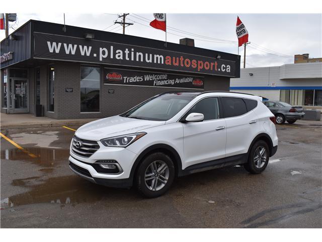 2017 Hyundai Santa Fe Sport 2.4 Premium (Stk: pp447) in Saskatoon - Image 1 of 22