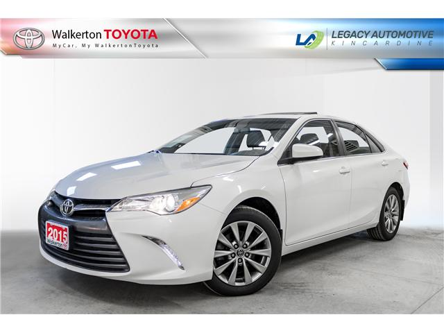2015 Toyota Camry XLE (Stk: P9039) in Walkerton - Image 1 of 22