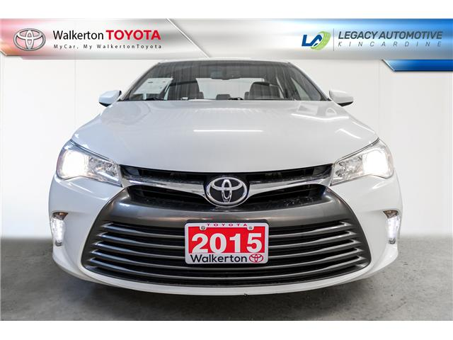 2015 Toyota Camry XLE (Stk: P9039) in Walkerton - Image 2 of 22