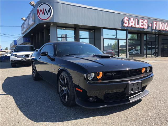 2017 Dodge Challenger R/T 392 (Stk: 17-604229) in Abbotsford - Image 1 of 17