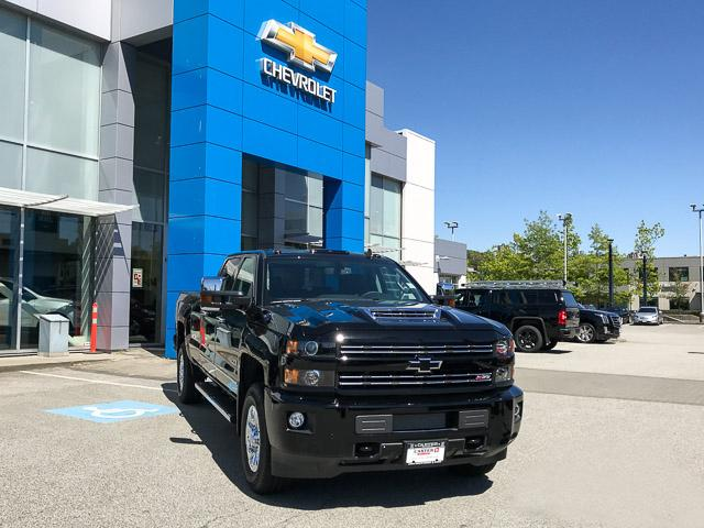 2019 Chevrolet Silverado 3500HD LTZ (Stk: 9L54870) in North Vancouver - Image 2 of 13
