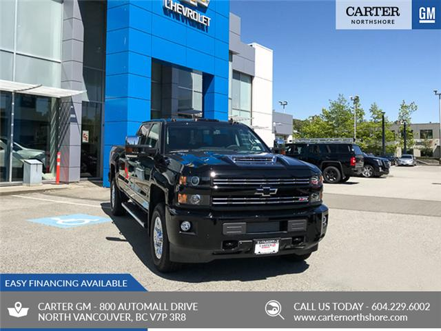 2019 Chevrolet Silverado 3500HD LTZ (Stk: 9L54870) in North Vancouver - Image 1 of 13