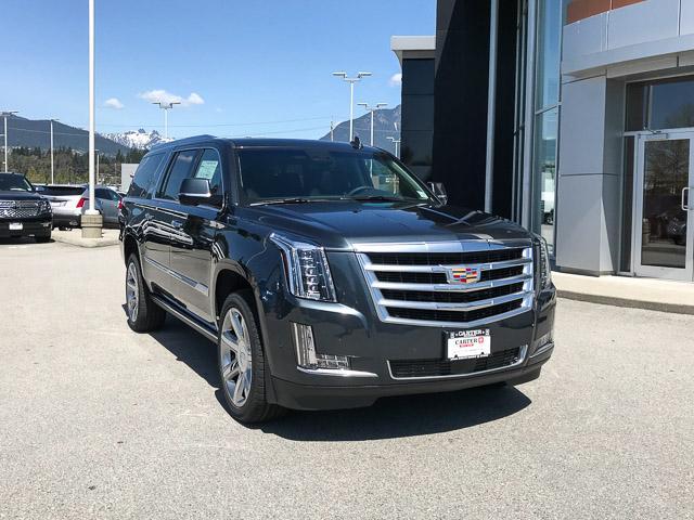 2019 Cadillac Escalade ESV Premium Luxury (Stk: 9D70780) in North Vancouver - Image 2 of 24