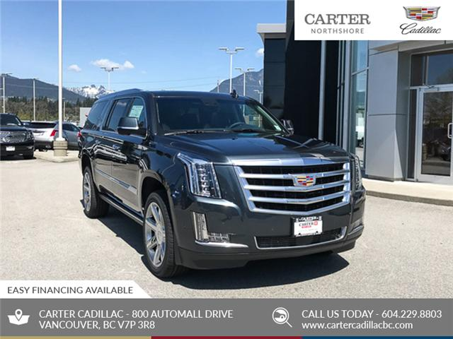 2019 Cadillac Escalade ESV Premium Luxury (Stk: 9D70780) in North Vancouver - Image 1 of 24
