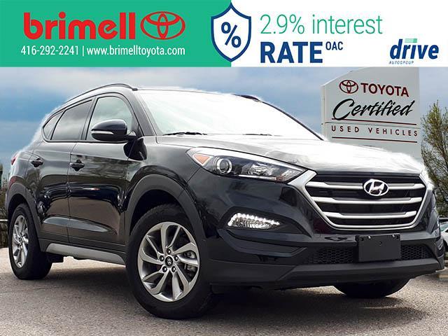 2018 Hyundai Tucson SE (Stk: 9776) in Scarborough - Image 1 of 29