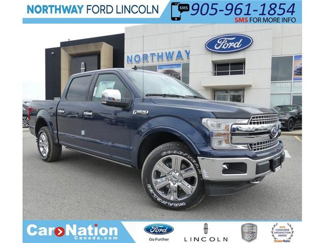 2019 Ford F-150 Lariat (Stk: F1929852) in Brantford - Image 1 of 31