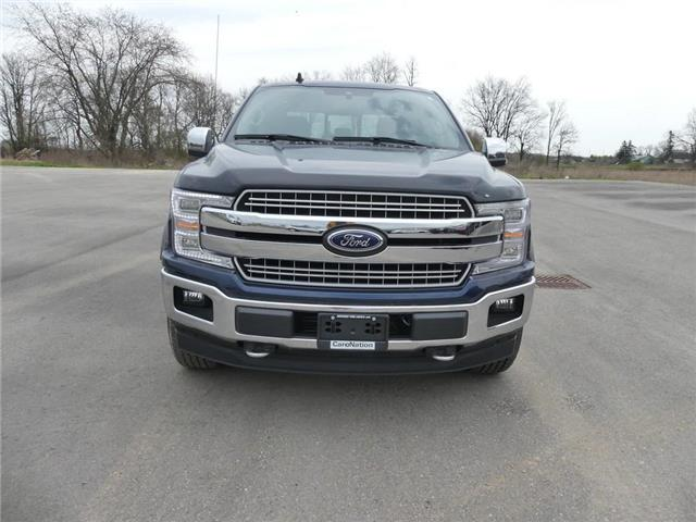 2019 Ford F-150 Lariat (Stk: F1929852) in Brantford - Image 2 of 31