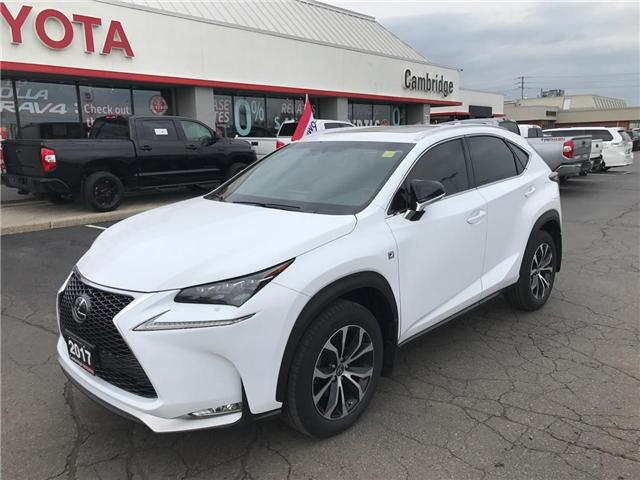 2017 Lexus NX 200t Base (Stk: 1903711) in Cambridge - Image 2 of 14