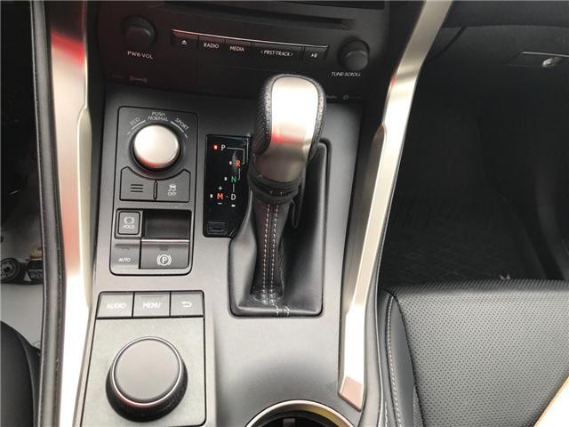 2017 Lexus NX 200t Base (Stk: 1903711) in Cambridge - Image 14 of 14