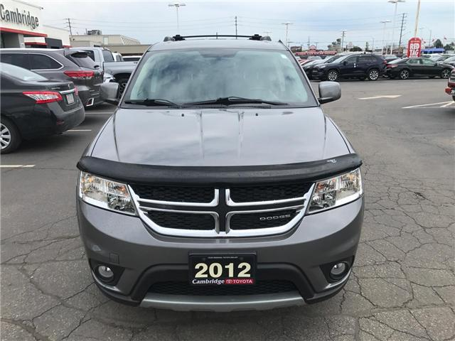 2012 Dodge Journey SXT & Crew (Stk: 1903803) in Cambridge - Image 3 of 13