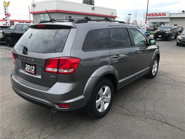 2012 Dodge Journey SXT & Crew (Stk: 1903803) in Cambridge - Image 6 of 13