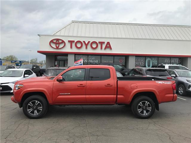 2017 Toyota Tacoma  (Stk: 1907511) in Cambridge - Image 1 of 13