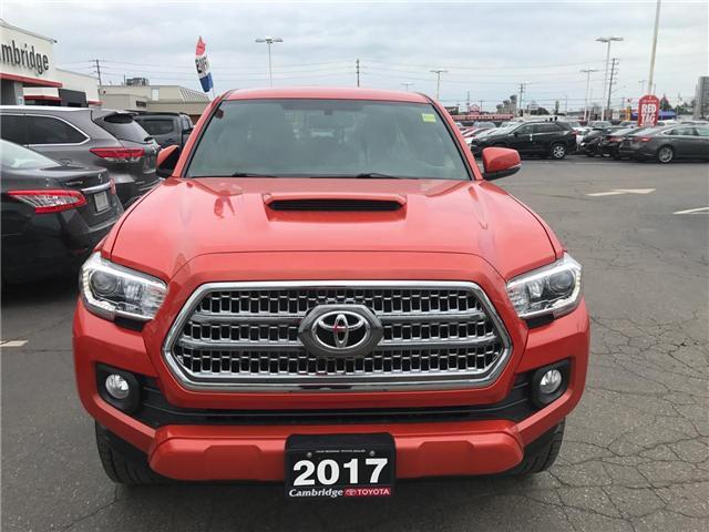 2017 Toyota Tacoma  (Stk: 1907511) in Cambridge - Image 3 of 13