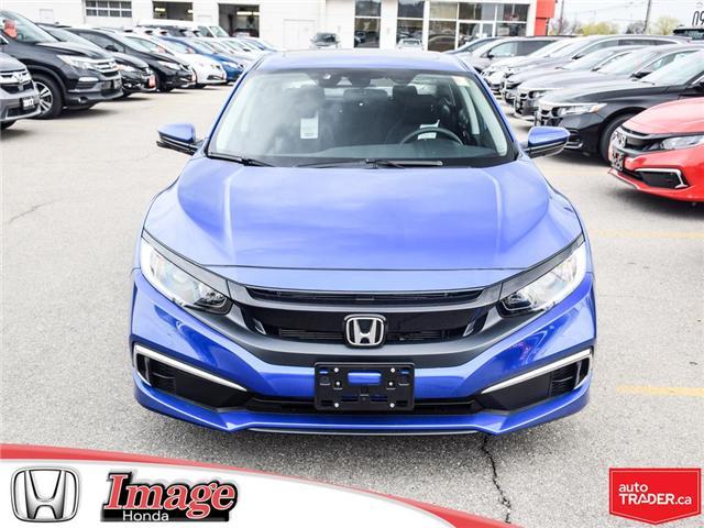 2019 Honda Civic EX (Stk: 9C554) in Hamilton - Image 2 of 19